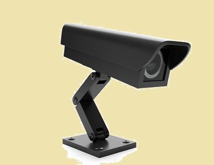 thuis een beveiligingscamera installeren
