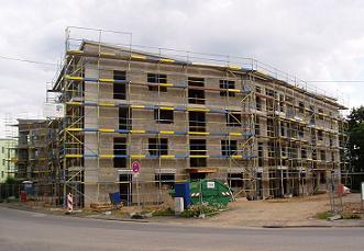 ruwbouw geeft veel vrijheid om de indeling zelf te bepalen; foto wikipedia