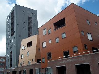 moderne appartementen