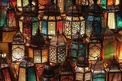 lampen uit egypte